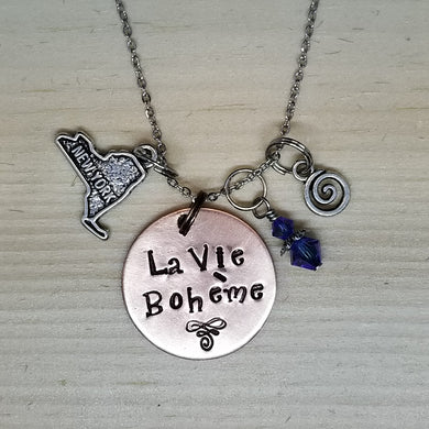 La Vie Bohe'me - Charm Necklace