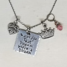 Mawidge That Dweam Wifin A Dweam - Charm Necklace