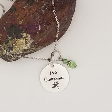 Mo Chridhe - Pendant Necklace