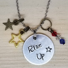 Rise Up - Charm Necklace