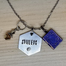 Spoilers - Charm Necklace