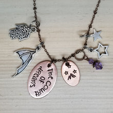 The Court of Dreams - Charm Necklace