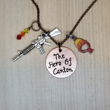 The Hero of Canton - Charm Necklace