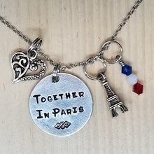 Together in Paris - Charm Necklace