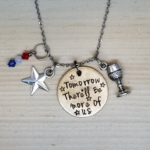 Tomorrow There'll Be More Of Us - Charm Necklace