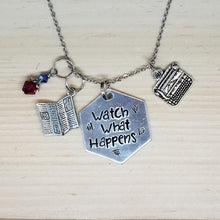Watch What Happens - Charm Necklace