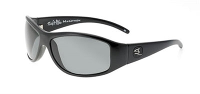 Marathon Gloss Black Salt Life Sunglasses