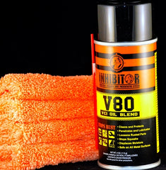 The Inhibitor V80 VCI/OIL Blend Aerosol - 4 oz. (case of 12)