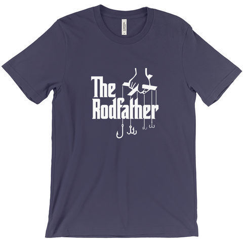 The Rodfather (Puppeteer) Men's T-Shirt