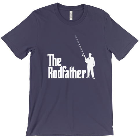 The Rodfather (Mobster) Men's T-Shirt