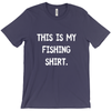 Image of This Is My Fishing Shirt Men's T-Shirt