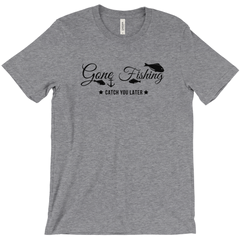 Gone Fishing Men's T-Shirt