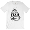Image of I Rescue Fish From Water And Beer From Bottles Men's T-Shirt