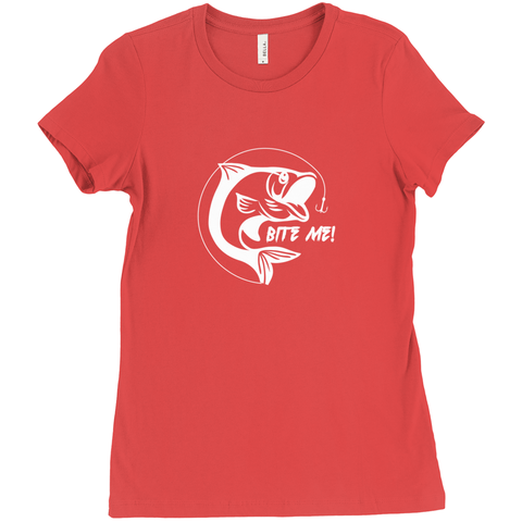 Bite Me! Women's T-Shirt