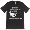 Image of Sorry I Missed Your Call Men's T-Shirt