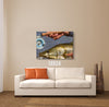 Image of Fishing Reel Canvas