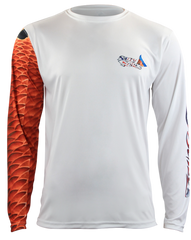 Redfish Long Sleeve Scale Armour Gen 2 Youth