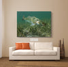 Image of Misty Waters Canvas