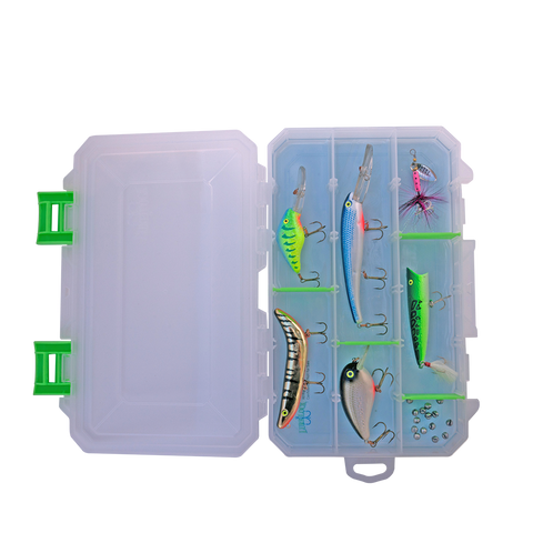 Lure Lock Small Box with ElasTak Liner