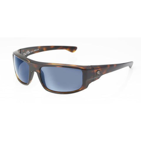 La Jolla Tortoise Copper Blue Salt Life Sunglasses