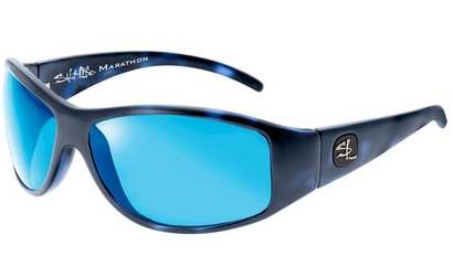 Marathon Crystal BL Salt Life Sunglasses