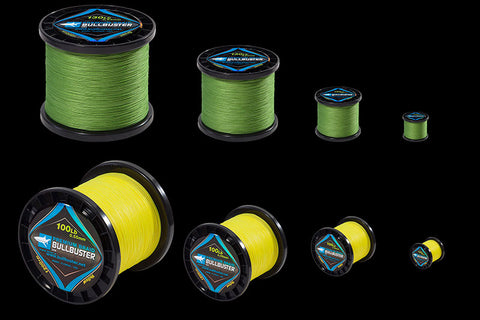 Bullbuster Braided Fishing Line - 200 lbs - 0.84 mm