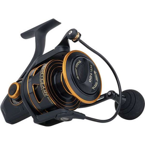 Penn Reel Clash 5000 Spinning Reel - CLA5000