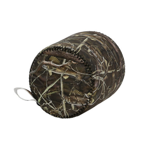 SportFish Camo Walleye Baitcaster Series Cover