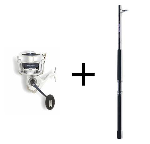 Offshore Dolphin Shimano Combo