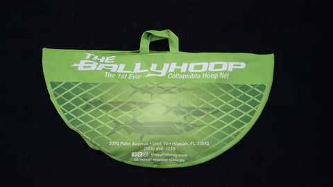 BallyHoop Aluminum Collapsible Hoop Net