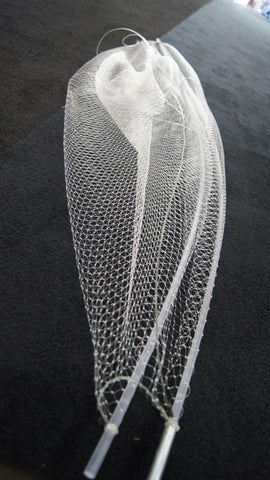 "BallyHoop ""Stealth"" Polycarbonate Collapsible Hoop Net"