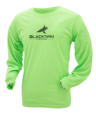 Frogg Toggs BlacktipH Long Sleeve - Green