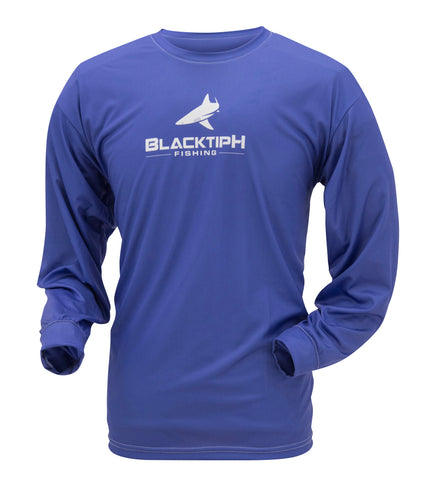 Frogg Toggs BlacktipH Long Sleeve - Royal Blue