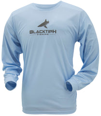 Frogg Toggs BlacktipH LS Youth - Blue