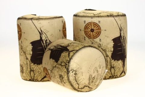 SportFish Antique Tan Reel Cover