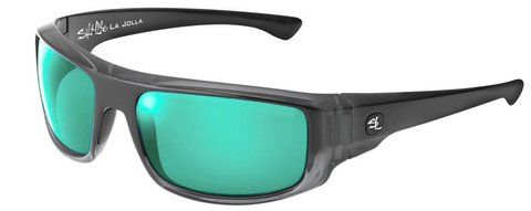 La Jollan Frost Grey Salt Life Sunglasses