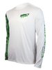 Image of Largemouth Bass Long Sleeve Scale Sun-Shield
