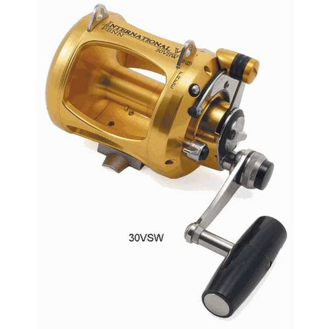 Penn 30VSW International Two Speed Conventional Reel - 30VSW
