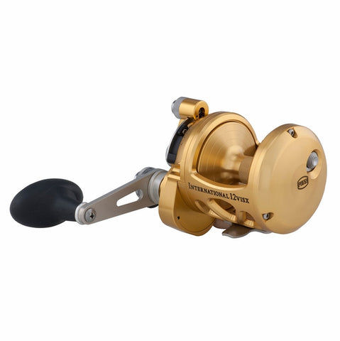 Penn 12VSX International Two Speed Conventional Reel - 12VISX