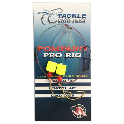 Pompano Pro Rigs (1-12 pack)