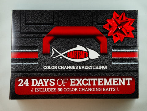 Smartbaits 24 Day Advent Calendar