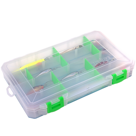 Lure Lock Large Box with ElasTak Liner