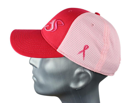 Pink Adjustable SS Cap