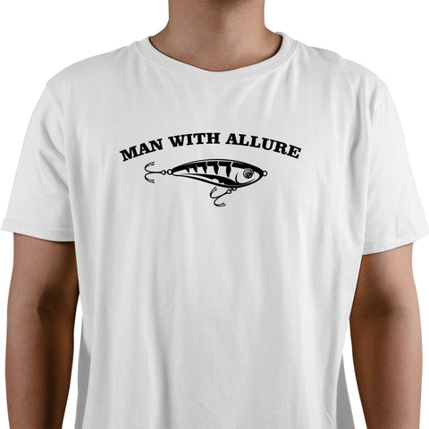Man With Allure Men's T-Shirt