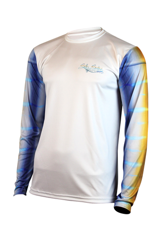 Marlin Long Sleeve Fishing Performance Shirt