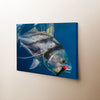 Image of Fish Lure Canvas