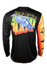 Image of Peacock Bass Performance Long Sleeve Youth