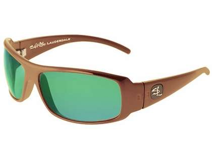 Lauderdale CRB - Copper Green Salt Life Sunglasses