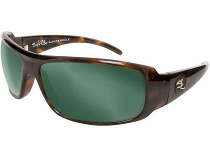 Lauderdale Tortoise - Copper Green Salt Life Sunglasses