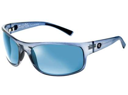 Largo CI Smoke Blue Salt Life Sunglasses